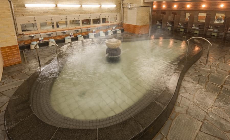 京都タワーの大浴場「YUU」設備&料金!夜行バス利用者に超おすすめ