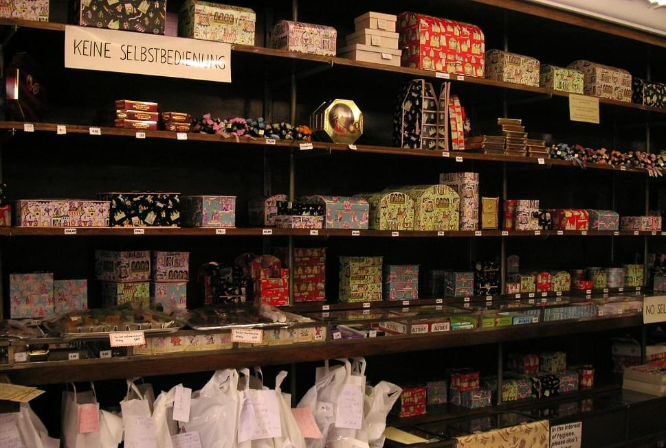 【オーストリア・ウィーン】教会の隣にそっと寄り添う人気のチョコレートショップ巡り