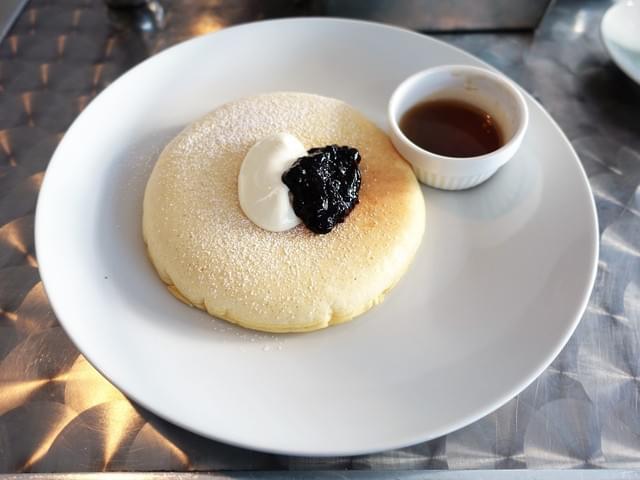 代官山「松之助 N.Y.」でモーニング!大人気のリコッタチーズパンケーキがおいしすぎる!