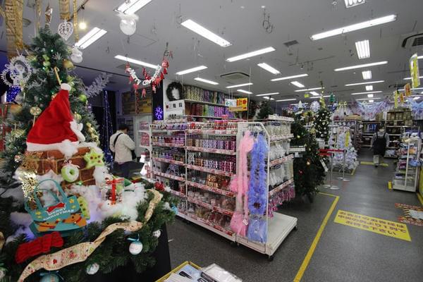 浅草橋のシモジマに行きたい!包装品・装飾品が欲しいならココ♪