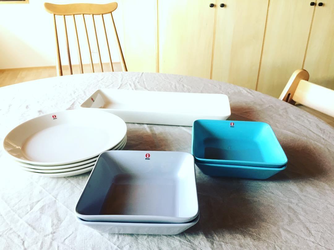 フィンランド発・人気北欧食器イッタラのシリーズ7選!北欧デザインを取り入れて生活に彩を