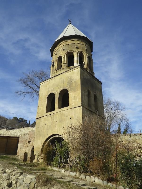グルジアのムツヘタに世界遺産の教会を見に行ってみよう!