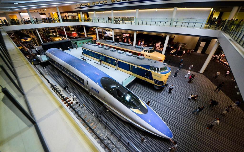 日本各地のおすすめ鉄道博物館3選!童心に返って思いっきり楽しもう!