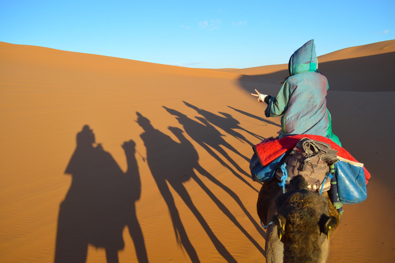10日間で行く!アフリカモロッコ一周攻略ルート!
