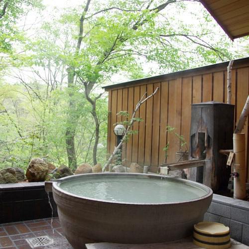 那須塩原市・奥塩原高原ホテルで日帰り温泉!四季を感じる露天風呂が自慢