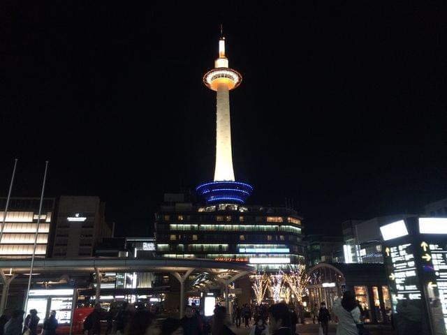 京都駅周辺で夜でもお土産を買えるお店厳選6選!20時以降も営業中!