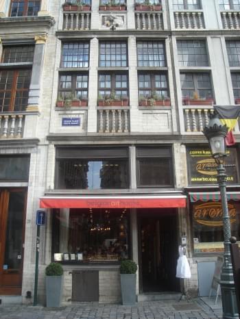 ブリュッセルのお土産探しならここへ!グランプラスにある至極の名店4選