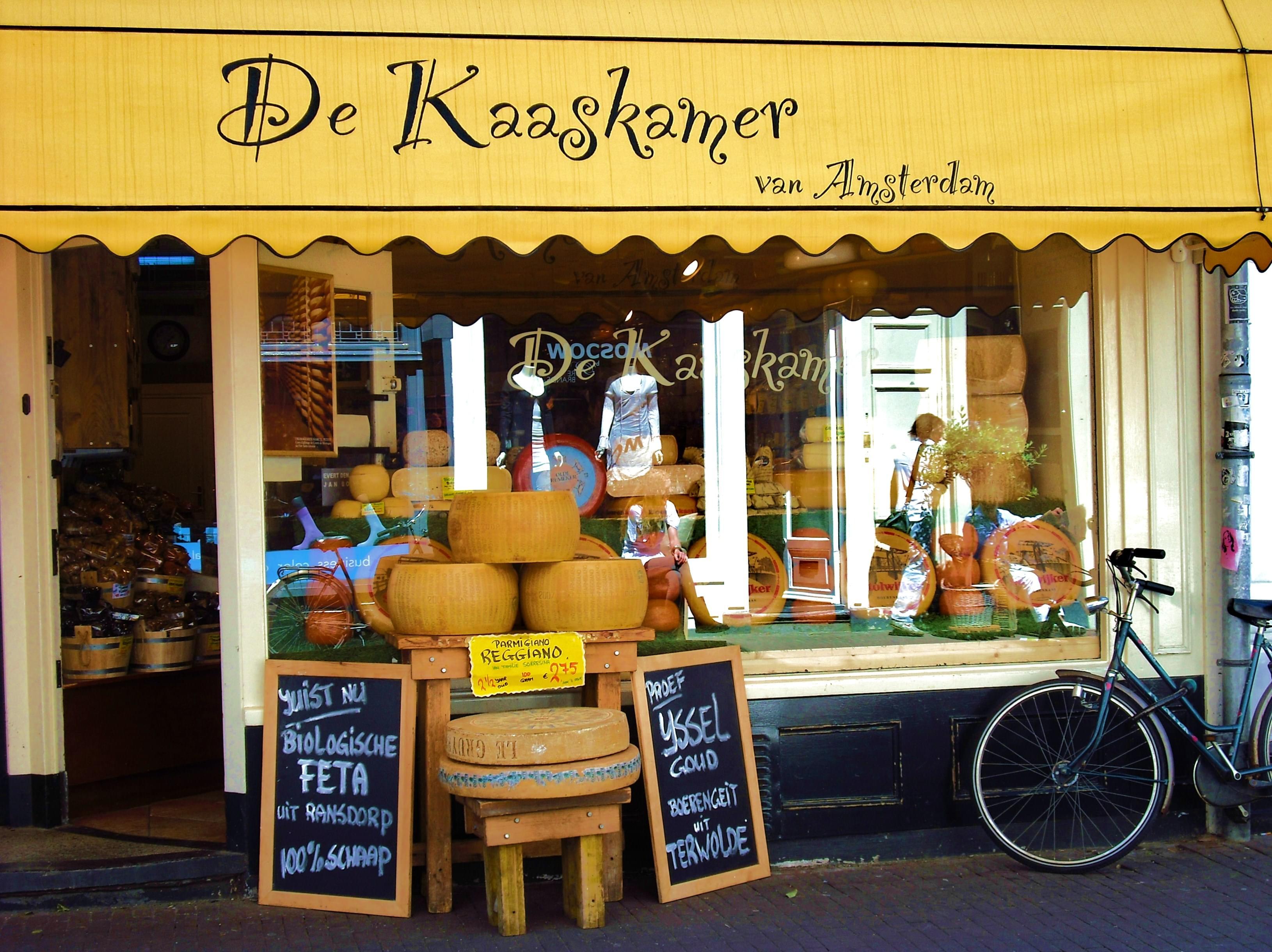 アムステルダムで人気のお土産ショップ13選!おすすめのチーズ、ミッフィーグッズも!