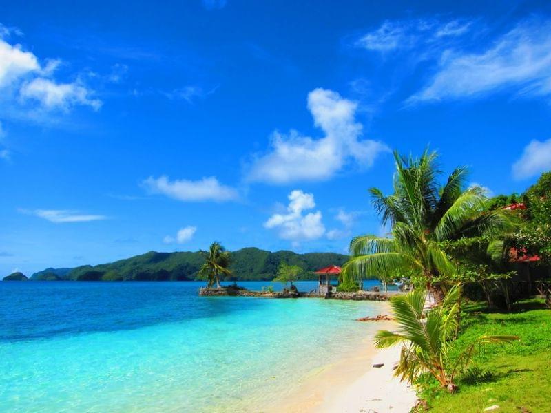 パラオでビーチを堪能しよう!パラオの極上ビーチ4選