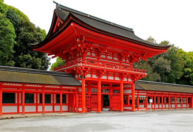 歴史ある下鴨神社・和装結婚式で一生の思い出を作りませんか?