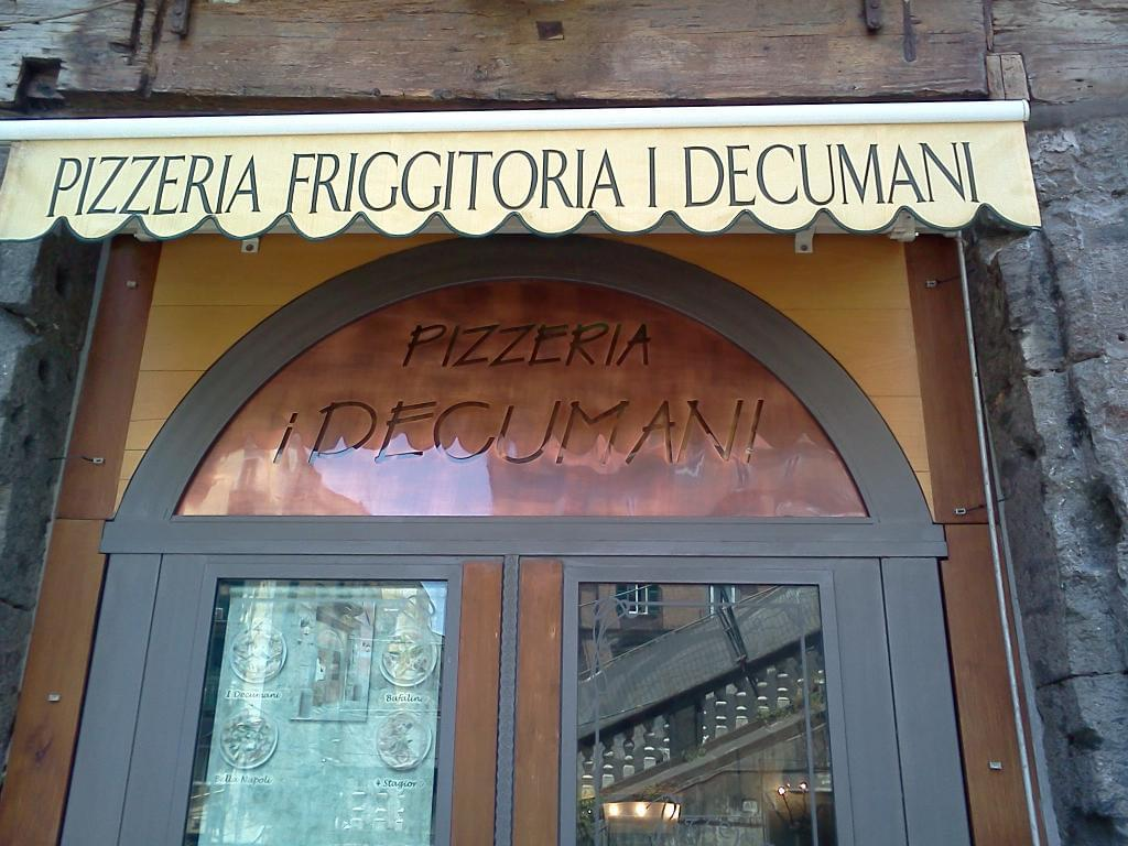 ナポリといえばピッツァ!本場の味が楽しめるピッツェリア4選