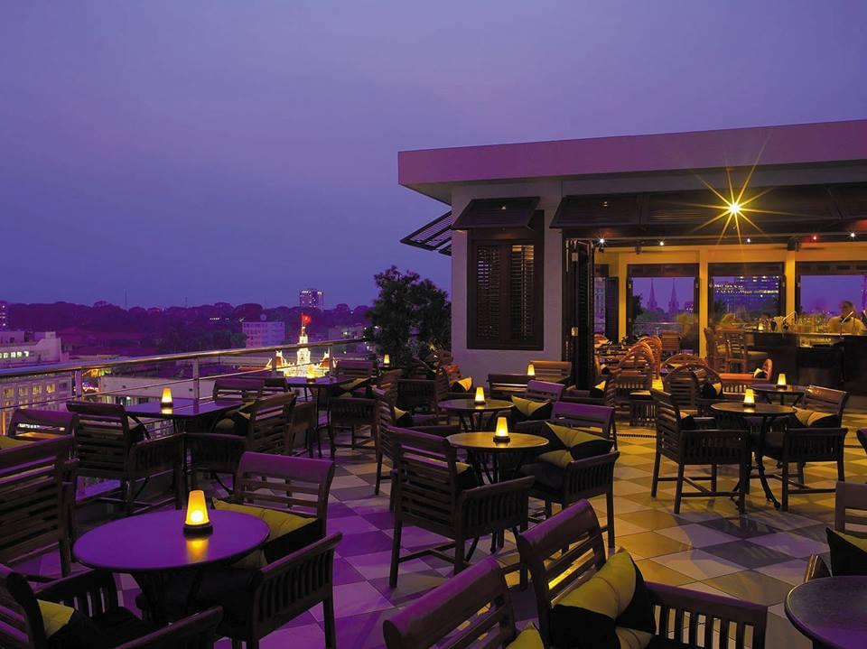 【ベトナム】ホーチミンの絶景バーでロマンチックなひとときを!