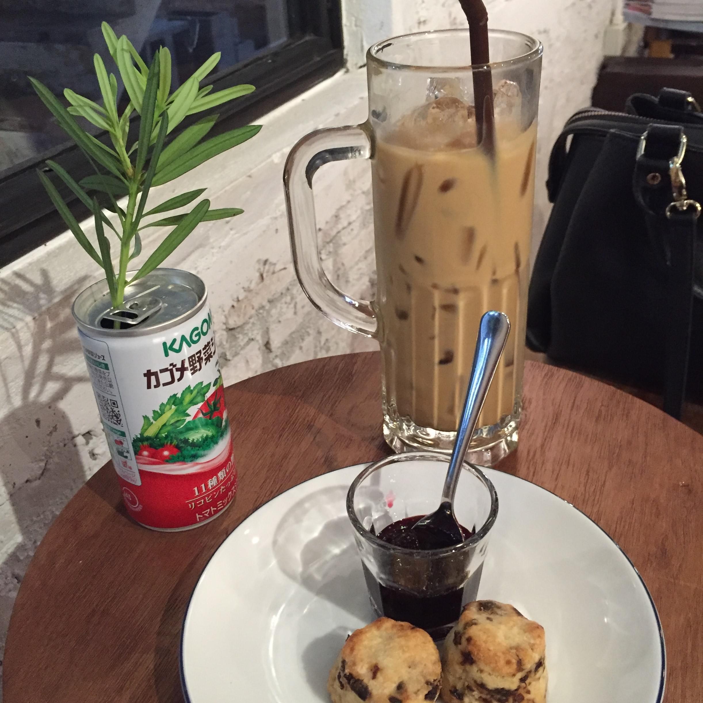 ちょっとひと休み。バンコクに行ったら寄りたいおしゃれカフェ5つ!