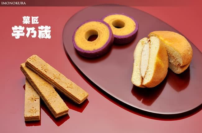 川越の女子に人気のお土産15選♪お芋スイーツが人気です!