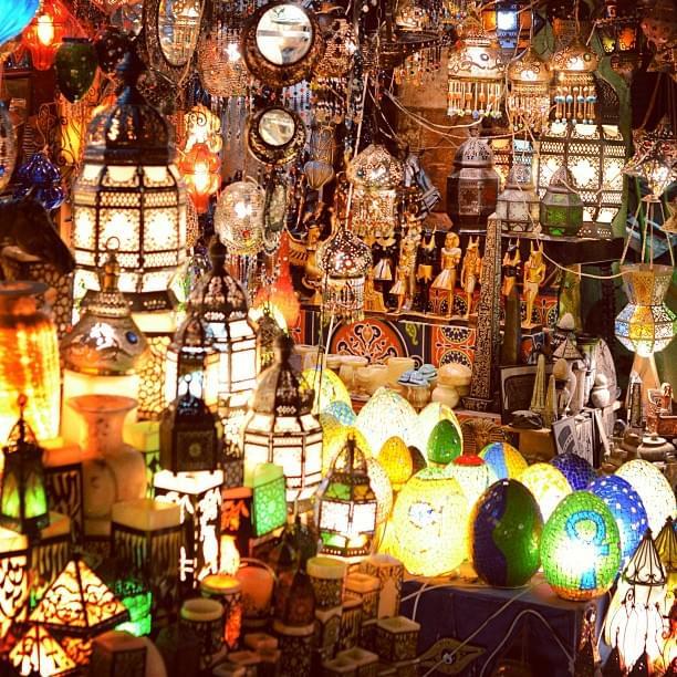 エジプト・カイロで観光しながらプチプラお土産探しプラン!おすすめショップ&観光スポットまとめ