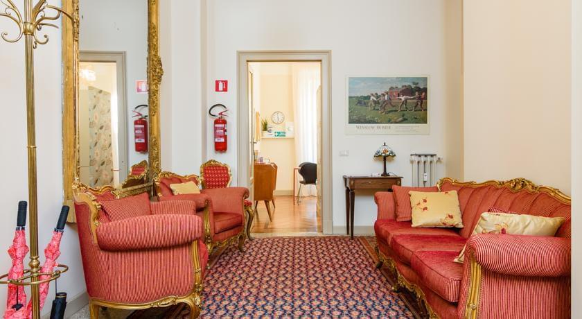 【イタリア】イタリア・ミラノで泊まるなら!アットホームなB&Bカーサ グレースに♪