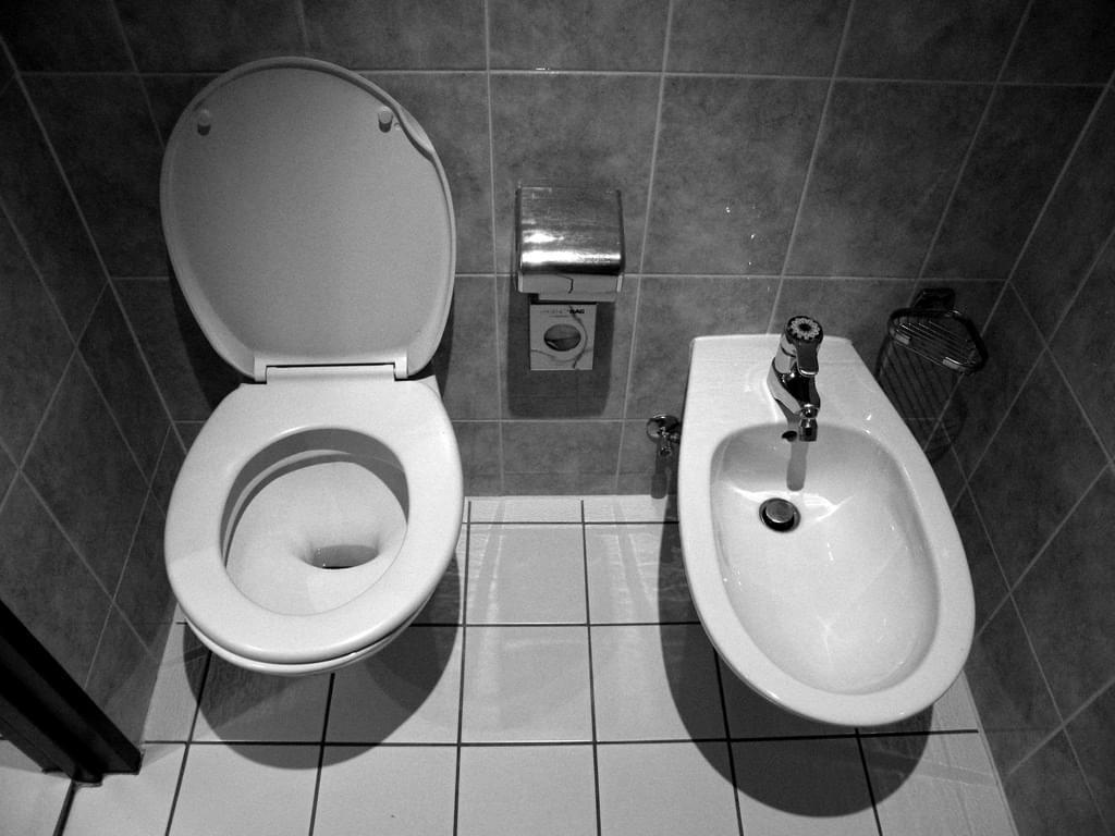 ベルギー基本情報 【トイレ編】