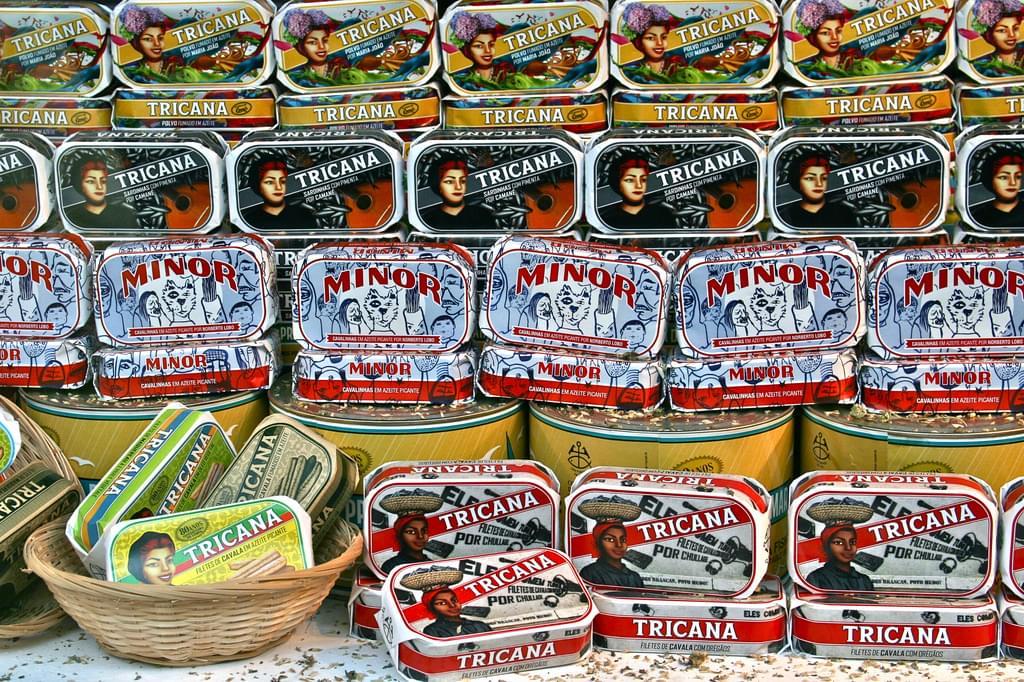 リスボンの人気お土産はこれ!スーパーで買えるおすすめのお菓子やワイン!