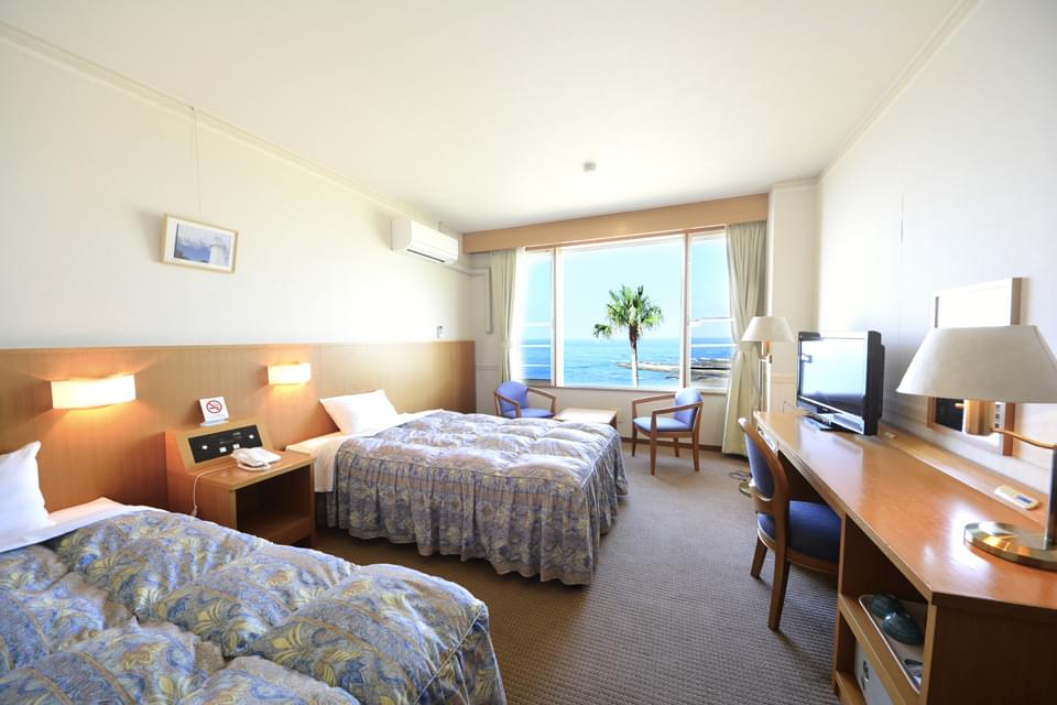 白浜巡リにおすすめホテル15選!リゾートビーチに温泉を満喫しよう