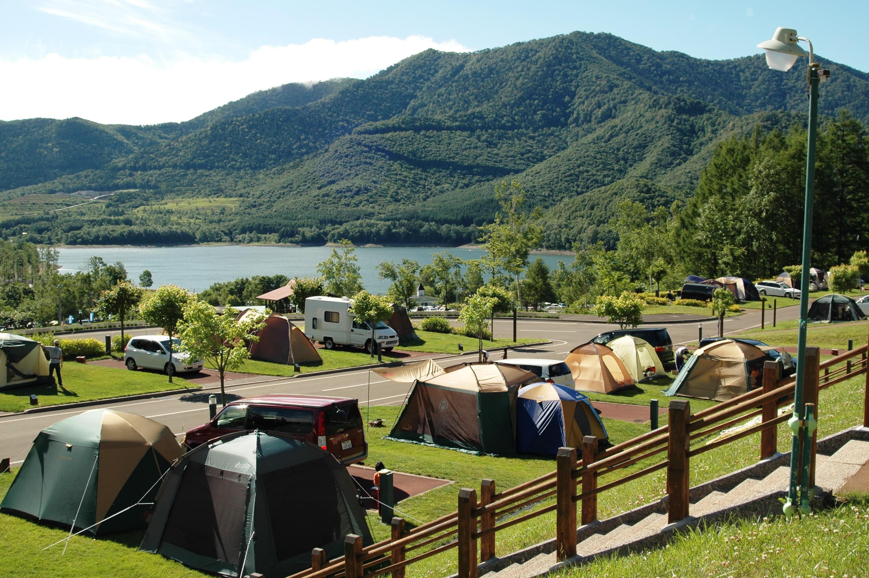 【北海道】温泉とセットで楽しめる!北海道のキャンプ場15選(道南・道央編)