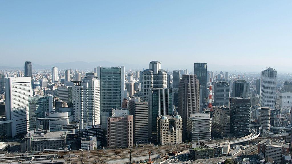 大阪で泊まりたいホテル15選!観光にもビジネスにもおすすめ!