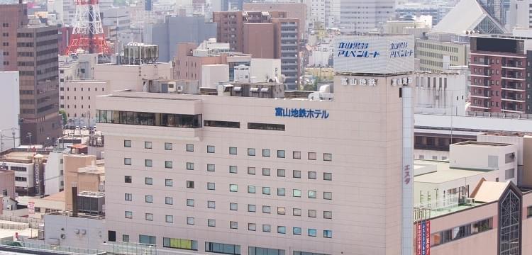 富山のおすすめホテル15選!