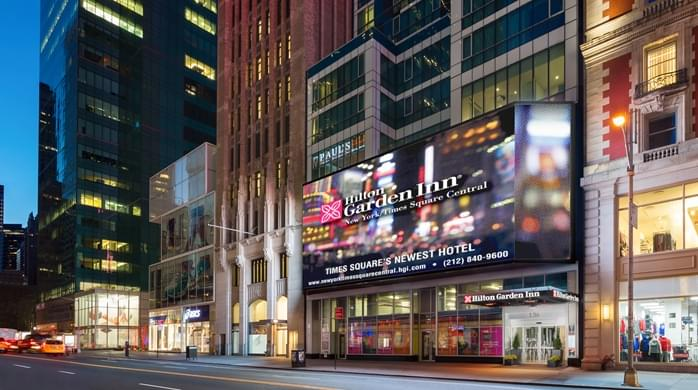 ニューヨーク・タイムズスクエアに近い人気ホテル15選!おすすめはココ!