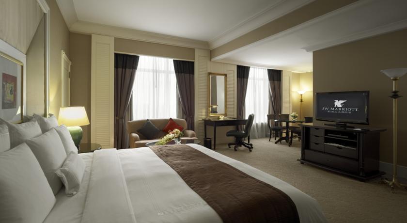 クアラルンプール市内の人気ホテル15選!おすすめはココ!