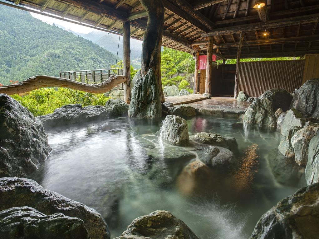 徳島県の大歩危・祖谷で泊まりたい温泉5選