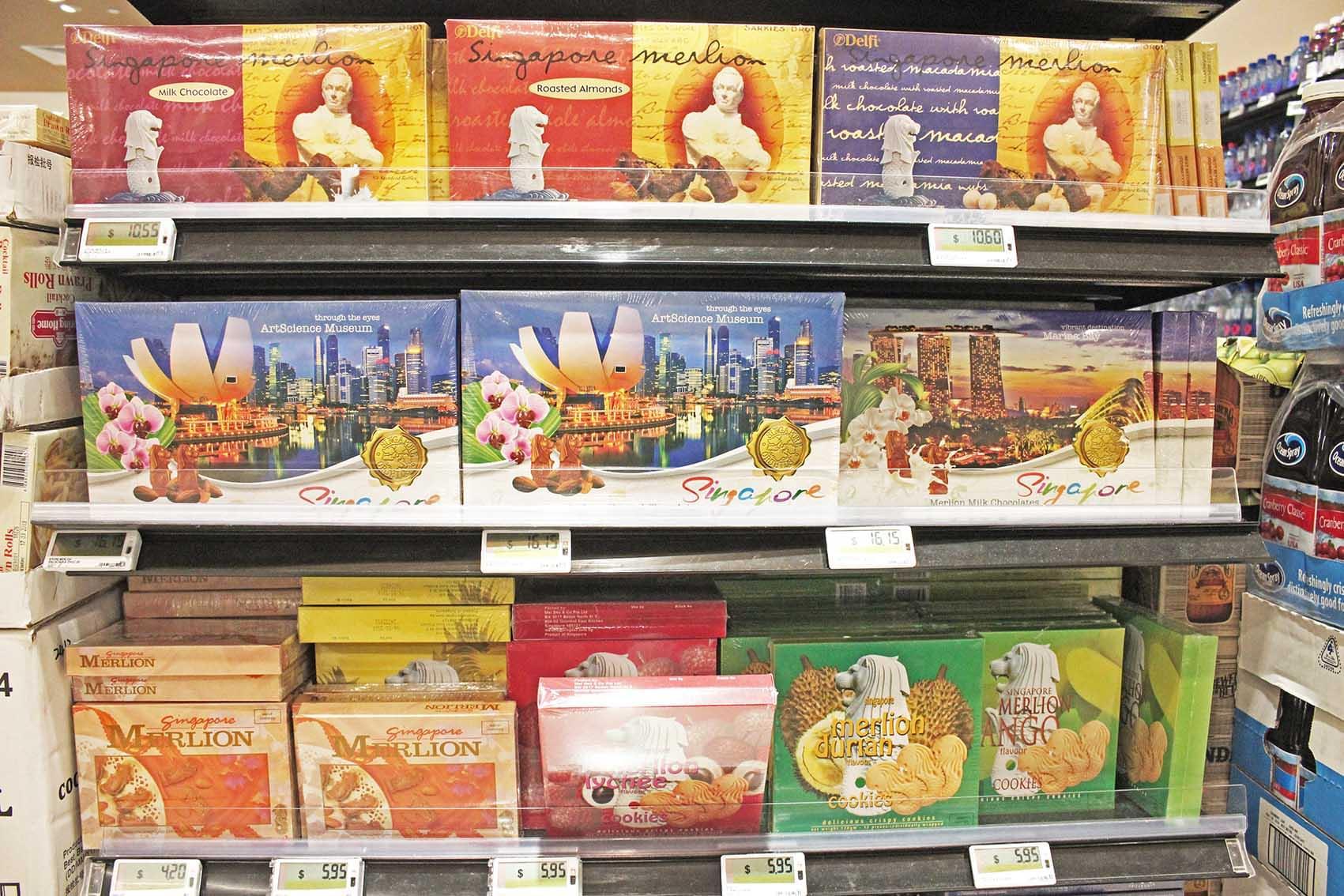 シンガポールで買うべきお土産ガイド!便利なバラマキ土産系はスーパーにあり!