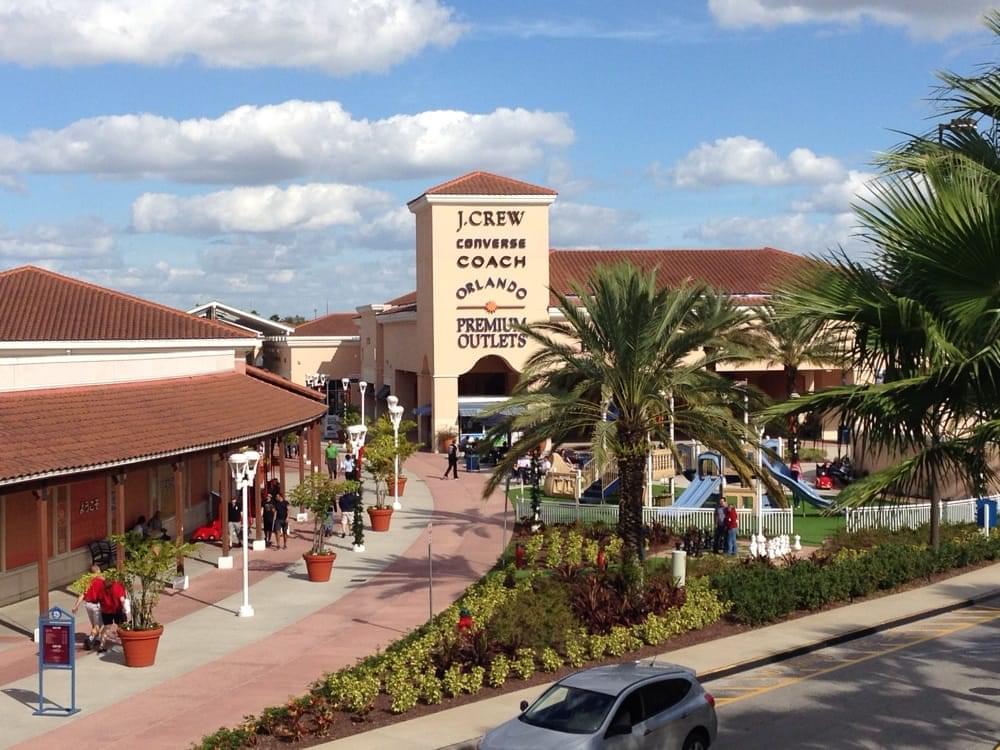 【フロリダ】オーランドのアウトレット&モールに行こう!おすすめ人気スポット5選