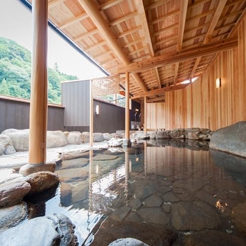 取県・三朝温泉で露天風呂自慢のおすすめのお宿4選