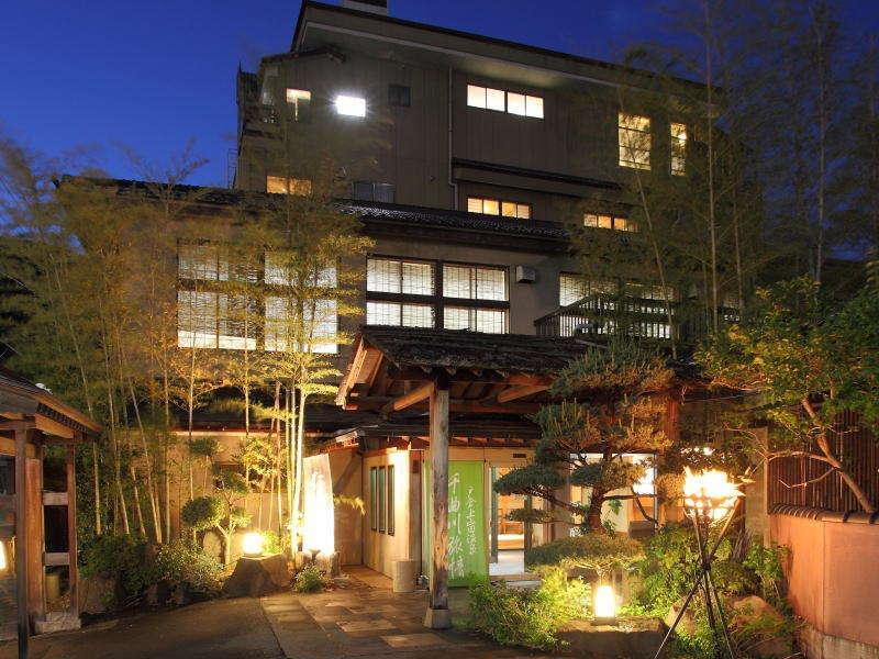 戸倉上山田温泉の素敵なおすすめの旅館5選!美人の湯でお肌つるつるになりましょう!