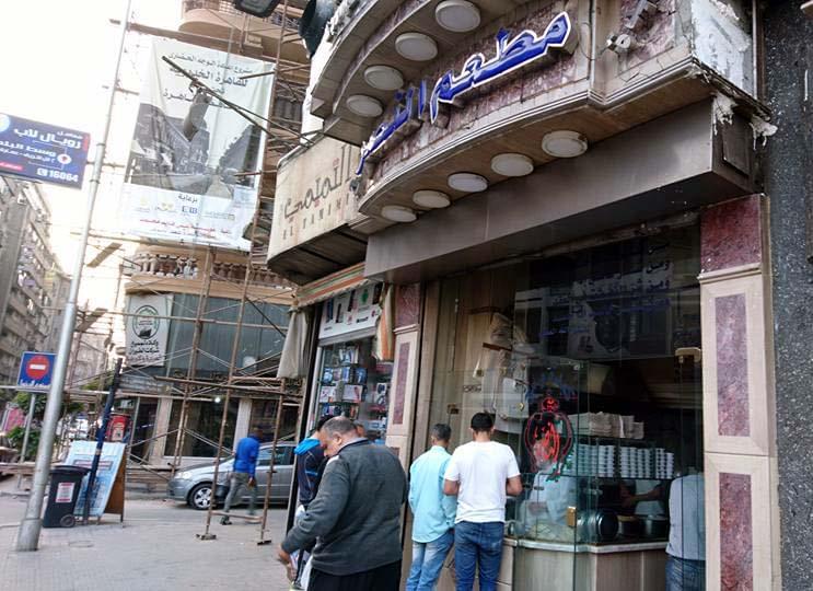 エジプト・カイロ 行列ができるダウンタウンのレストラン5選