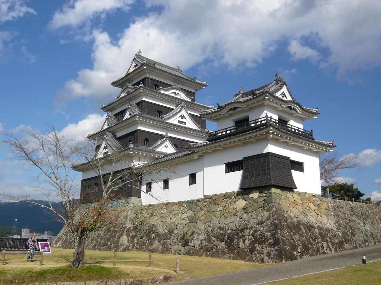 【愛媛】大洲・伊予の小京都を巡る旅おすすめモデルコース