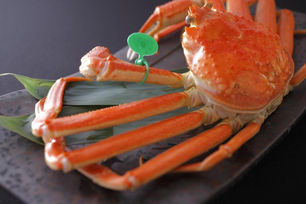 京都・兵庫にある蟹とお風呂自慢の旅館を紹介!