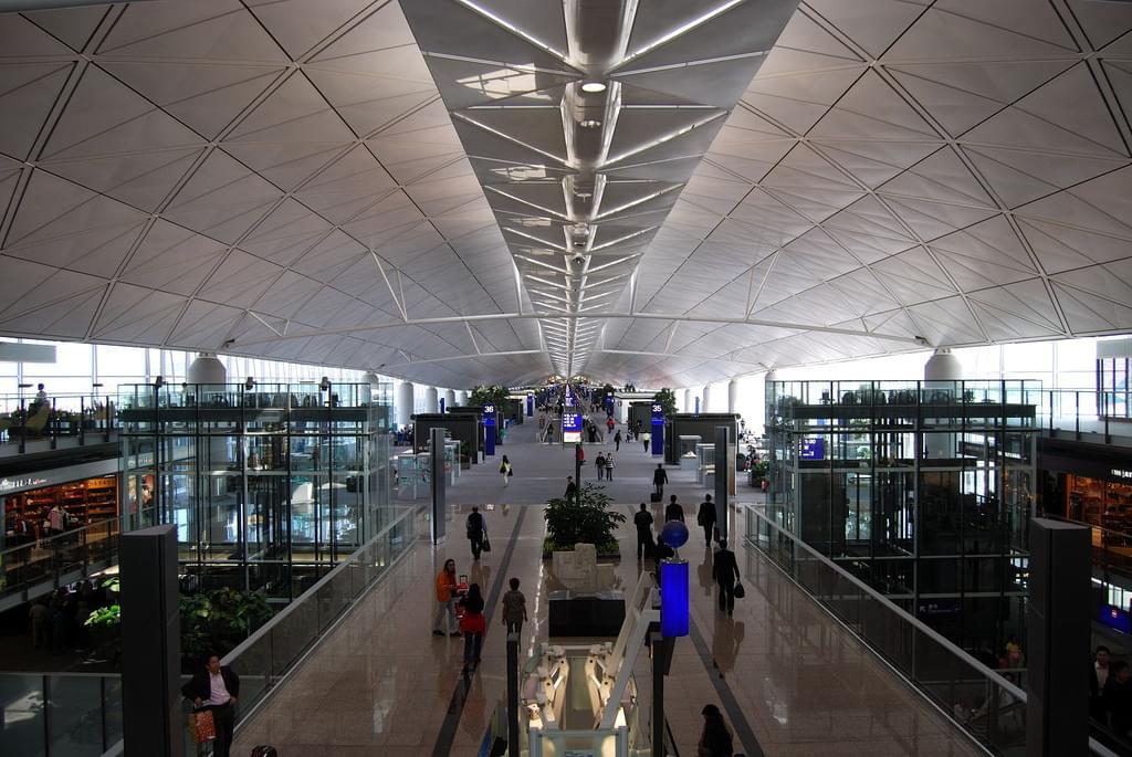 香港基本情報 【時差・空港編】~世界トップクラスの利便性に優れた香港国際空港~