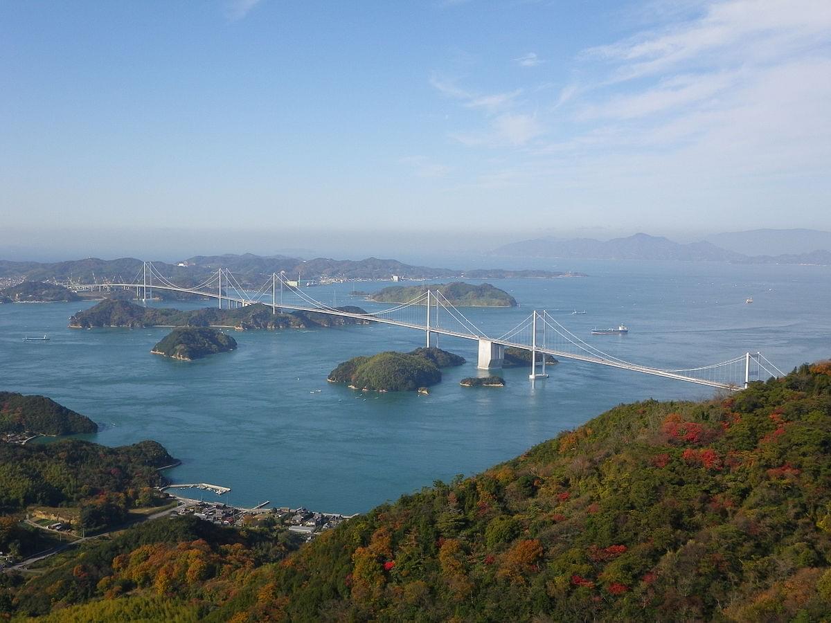 絶景を眺めながらサイクリング!しまなみ海道おすすめスポット