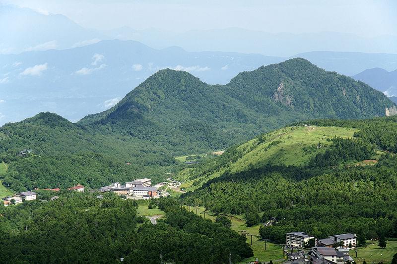 長野県志賀高原のお手軽トレッキングコース!