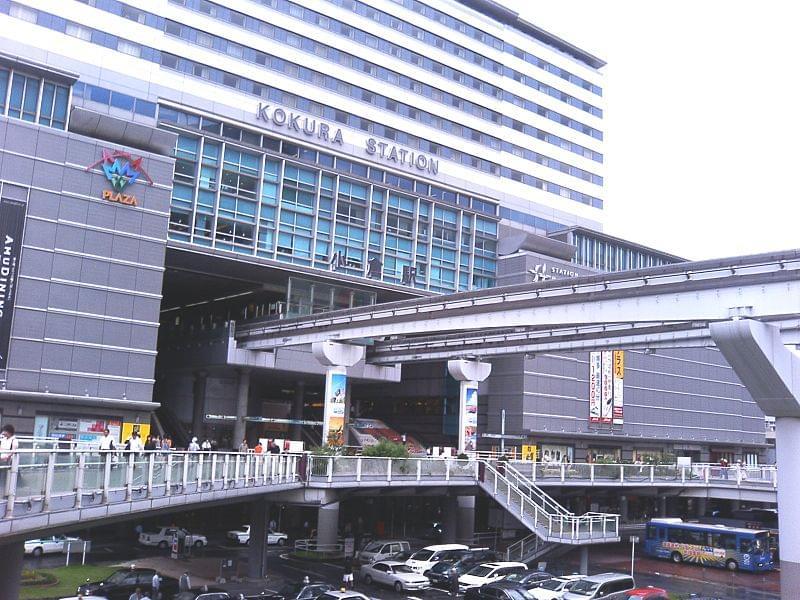 小倉駅で買い物するならここ!駅ビル3選