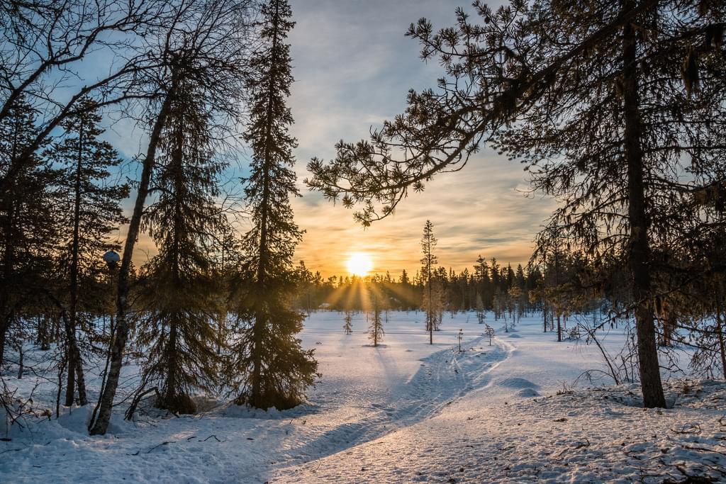 フィンランド基本情報 【気候・服装編】