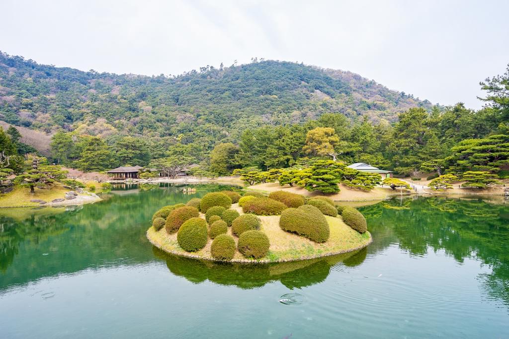 高松の散策を楽しもう!おすすめ観光スポット7選