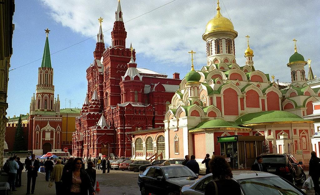 ロシア連邦基本情報 【治安・情勢編】事前にチェックして楽しい旅を!