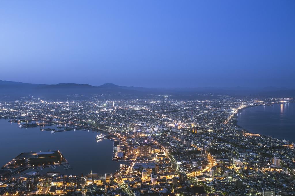 函館観光はココへ行こう!専門家おすすめの旅行スポット20選