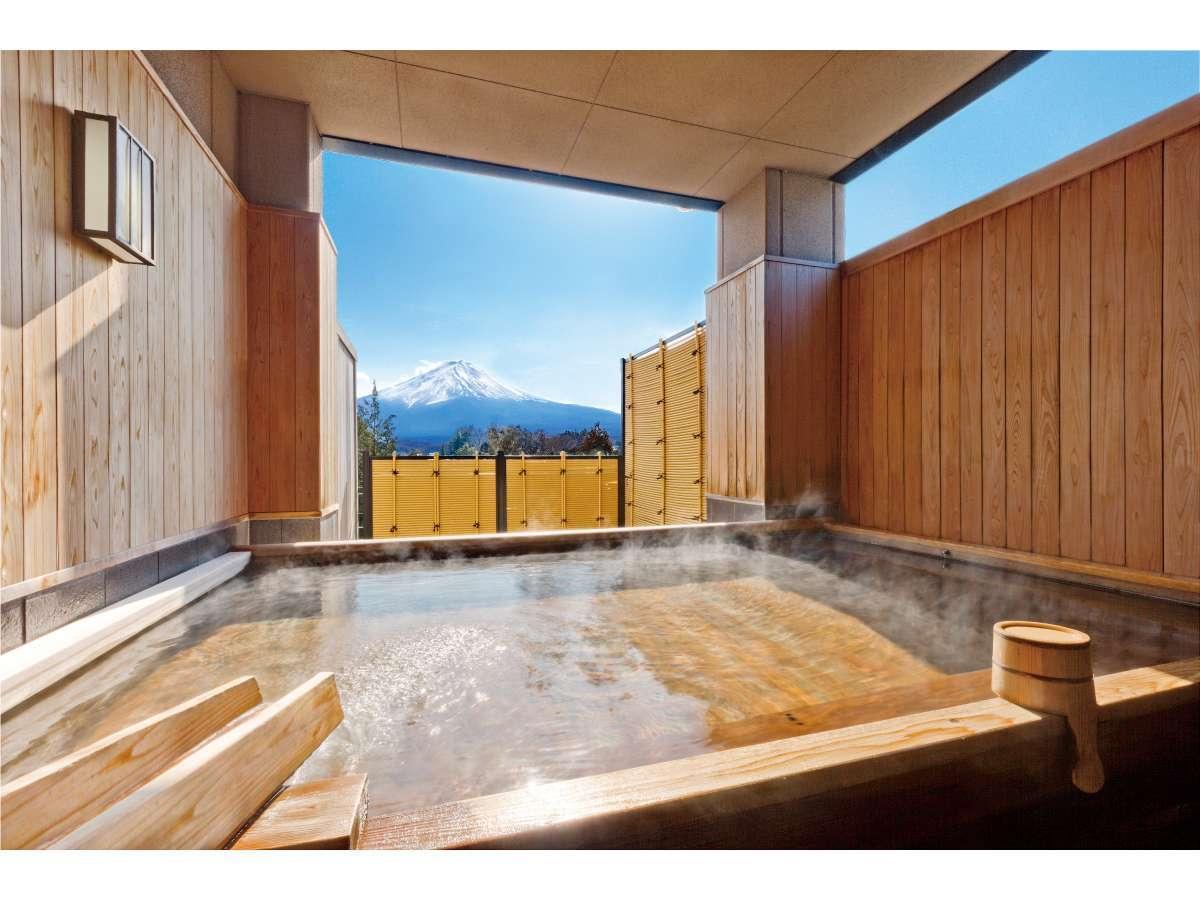 富士山周辺の温泉の旅館10選!四季折々の美しい姿を楽しもう!
