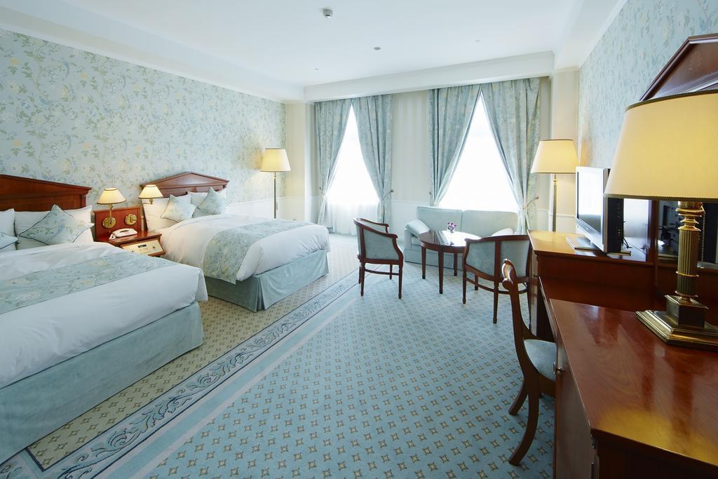 ハウステンボス内の直営ホテルへ泊まろう!