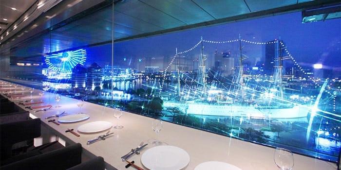 横浜でおすすめの夜景が綺麗な人気レストランTOP10