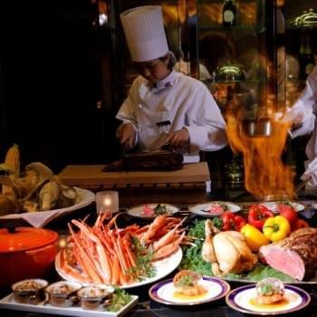 京都で人気のランチビュッフェレストランおすすめTOP10!ディナーも♪