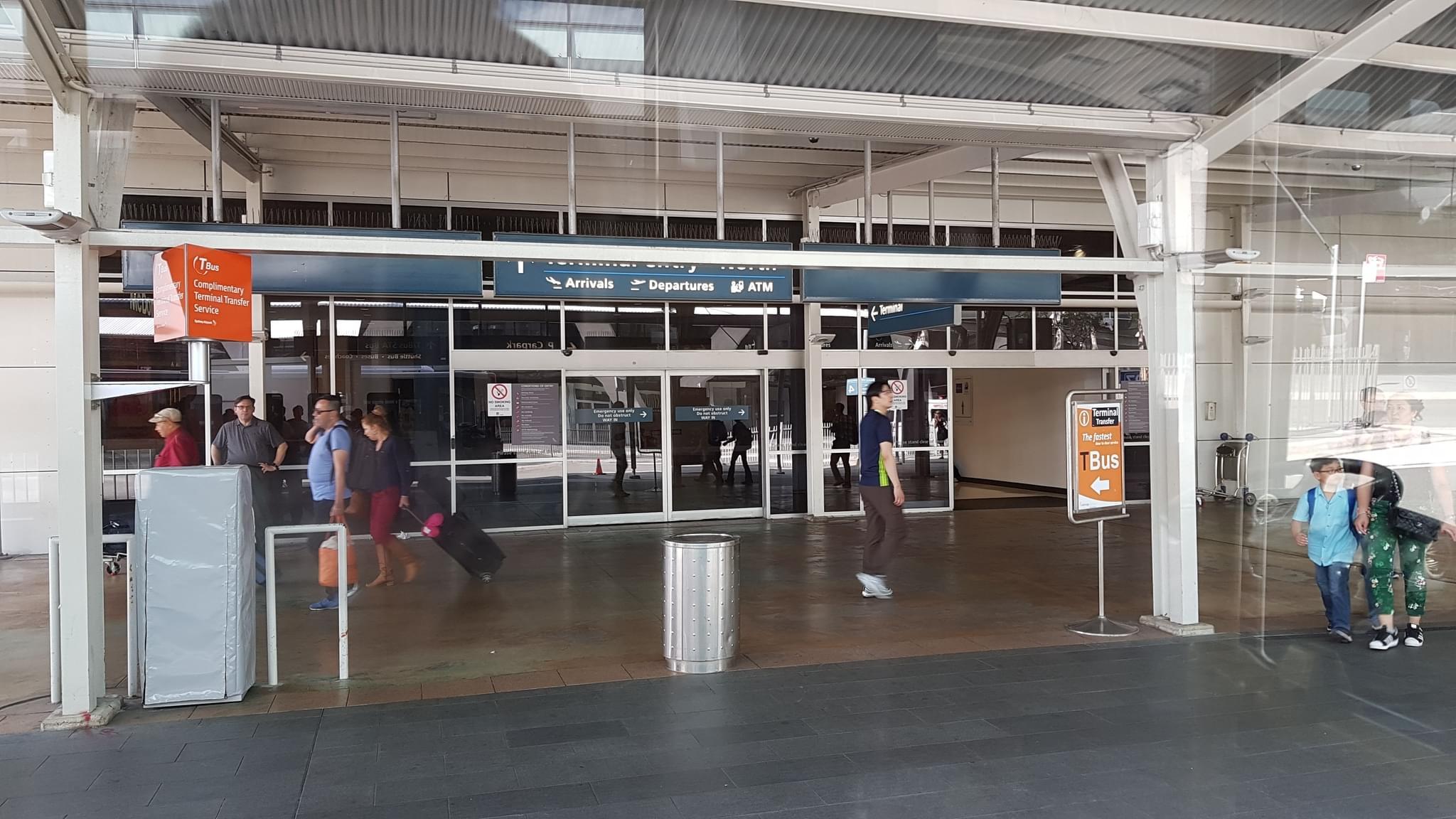 シドニー国際空港(SYD)完全ガイド!市内へのアクセスと空港での過ごし方まとめ!