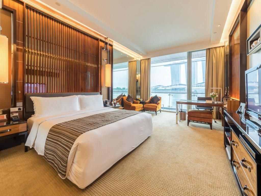 シンガポール観光でラグジュアリーな滞在ができるホテルおすすめ15選